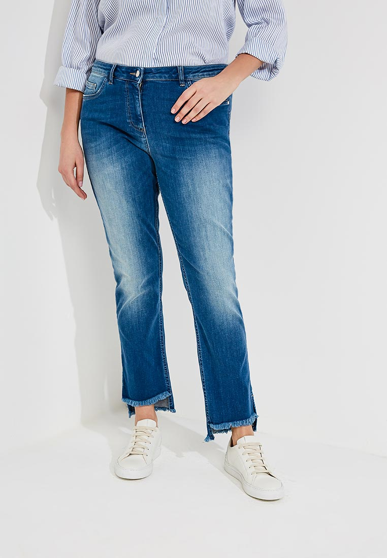 Зауженные джинсы Persona by Marina Rinaldi 1181138