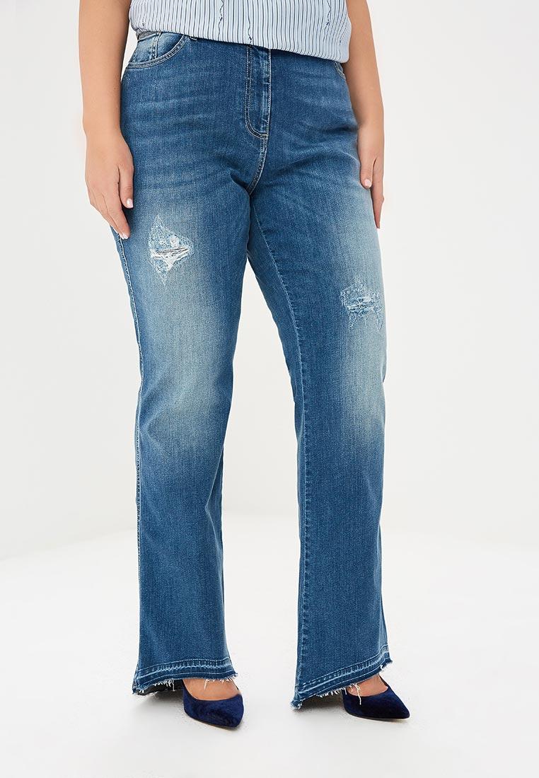 Широкие и расклешенные джинсы Persona by Marina Rinaldi 1181128