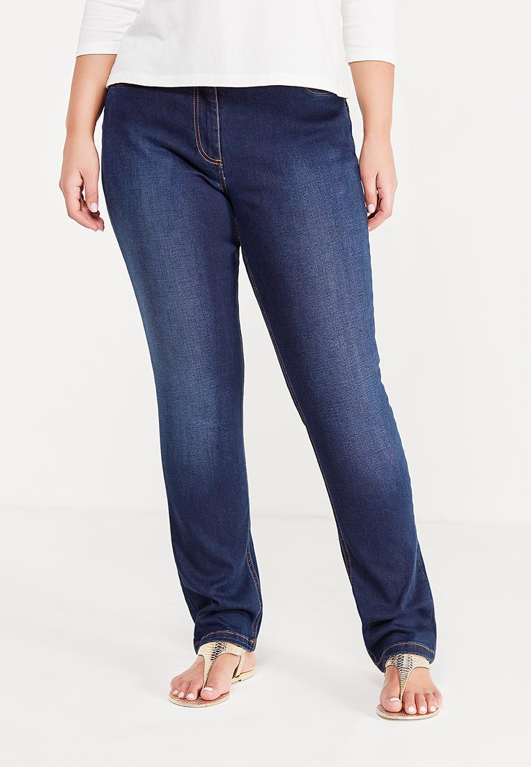 Зауженные джинсы Persona by Marina Rinaldi 1183237