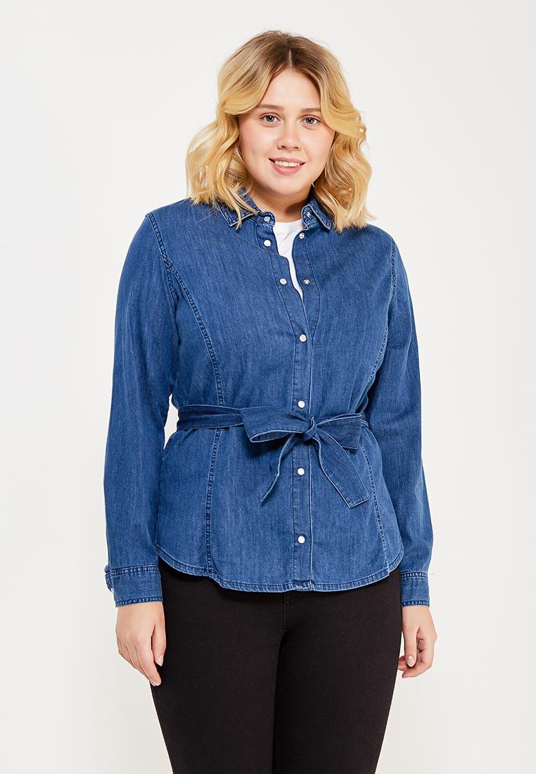 Женские джинсовые рубашки Persona by Marina Rinaldi 1113147