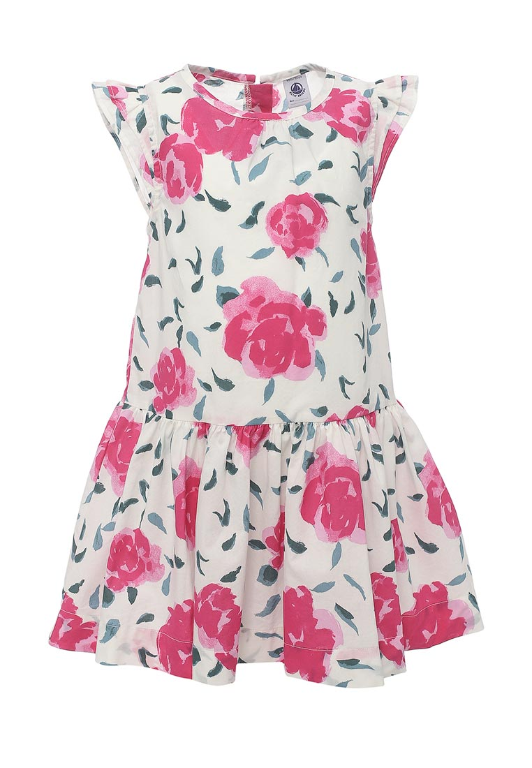 Повседневное платье Petit Bateau 2865214