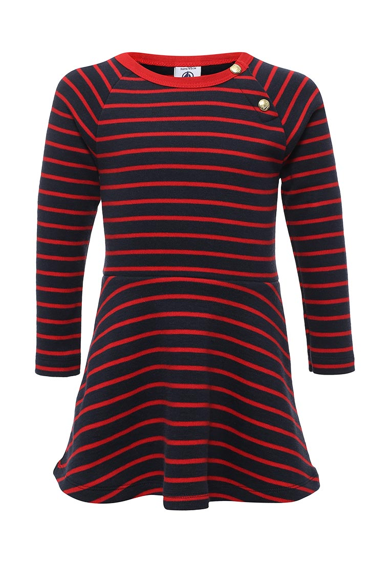 Повседневное платье Petit Bateau 2563856