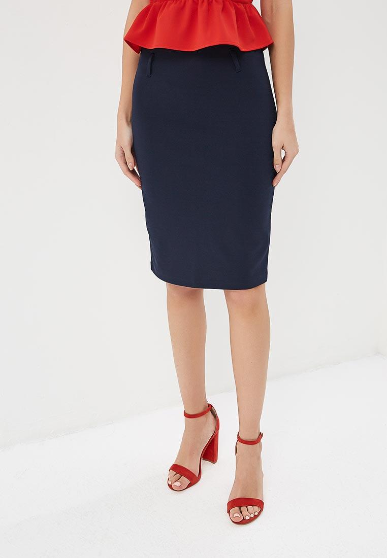Узкая юбка PERFECT J 118-282
