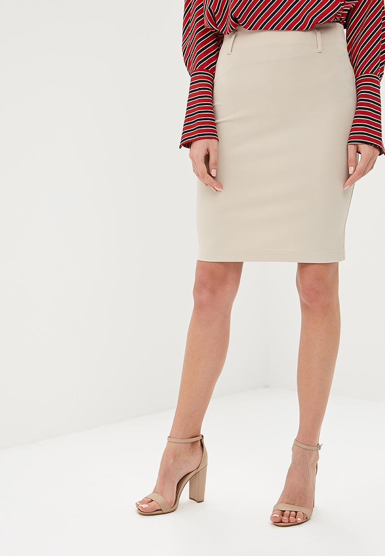 Прямая юбка Perfect J 118-282