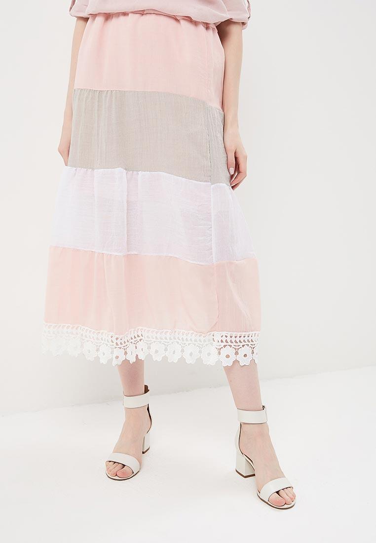 Широкая юбка PERFECT J 118-146