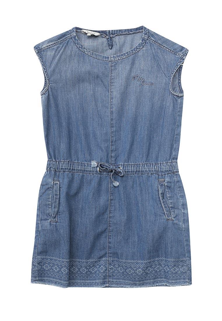 Повседневное платье Pepe Jeans (Пепе Джинс) PG950804