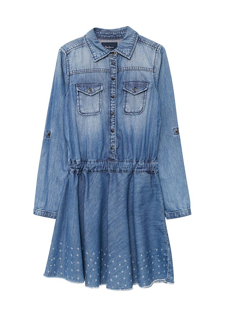 Повседневное платье Pepe Jeans (Пепе Джинс) PG950872
