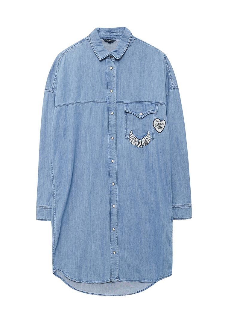 Повседневное платье Pepe Jeans (Пепе Джинс) PG300783