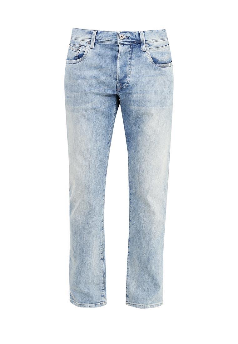Мужские прямые джинсы Pepe Jeans (Пепе Джинс) PM202090M822