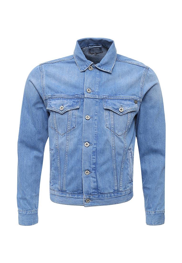 Джинсовая куртка Pepe Jeans (Пепе Джинс) PM400908N69