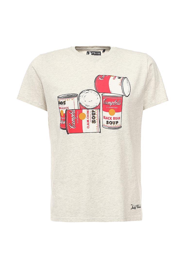 Футболка с коротким рукавом Pepe Jeans (Пепе Джинс) AM500379