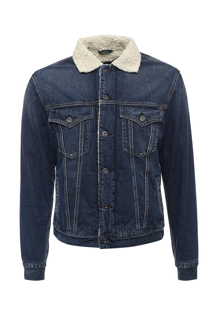 Джинсовая куртка Pepe Jeans (Пепе Джинс) PM401281GC5