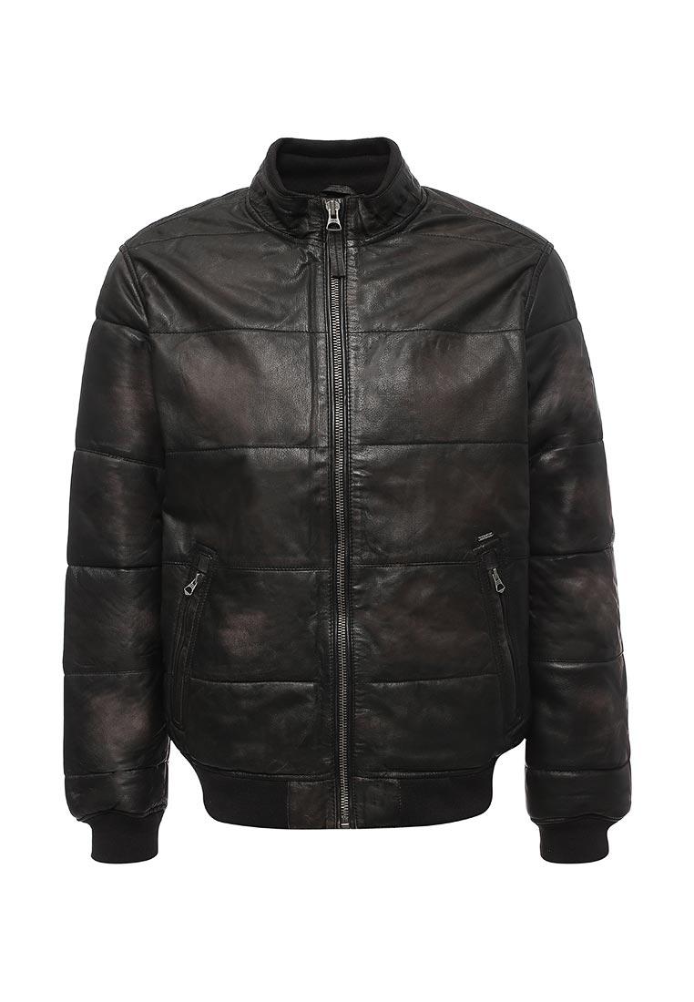 Кожаная куртка Pepe Jeans (Пепе Джинс) PM401454