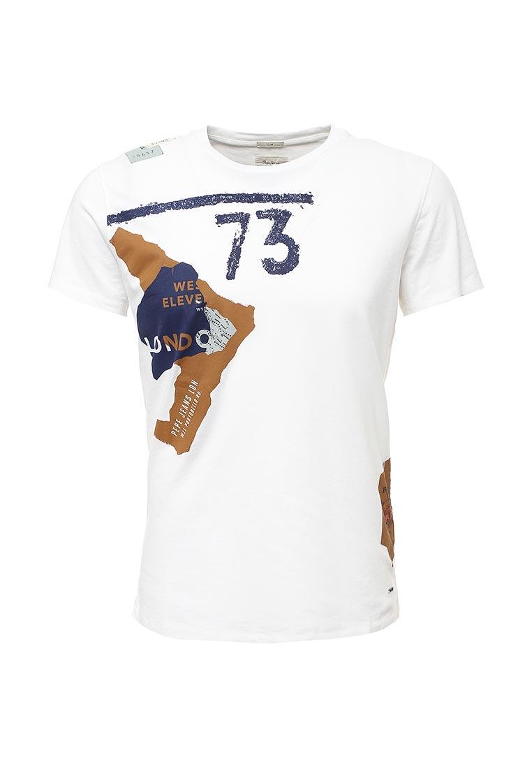 Футболка с коротким рукавом Pepe Jeans (Пепе Джинс) PM503757