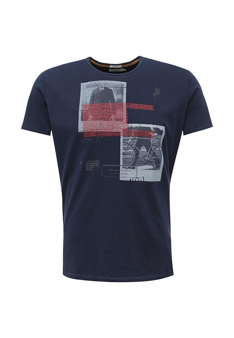 Футболка с коротким рукавом Pepe Jeans (Пепе Джинс) PM503809