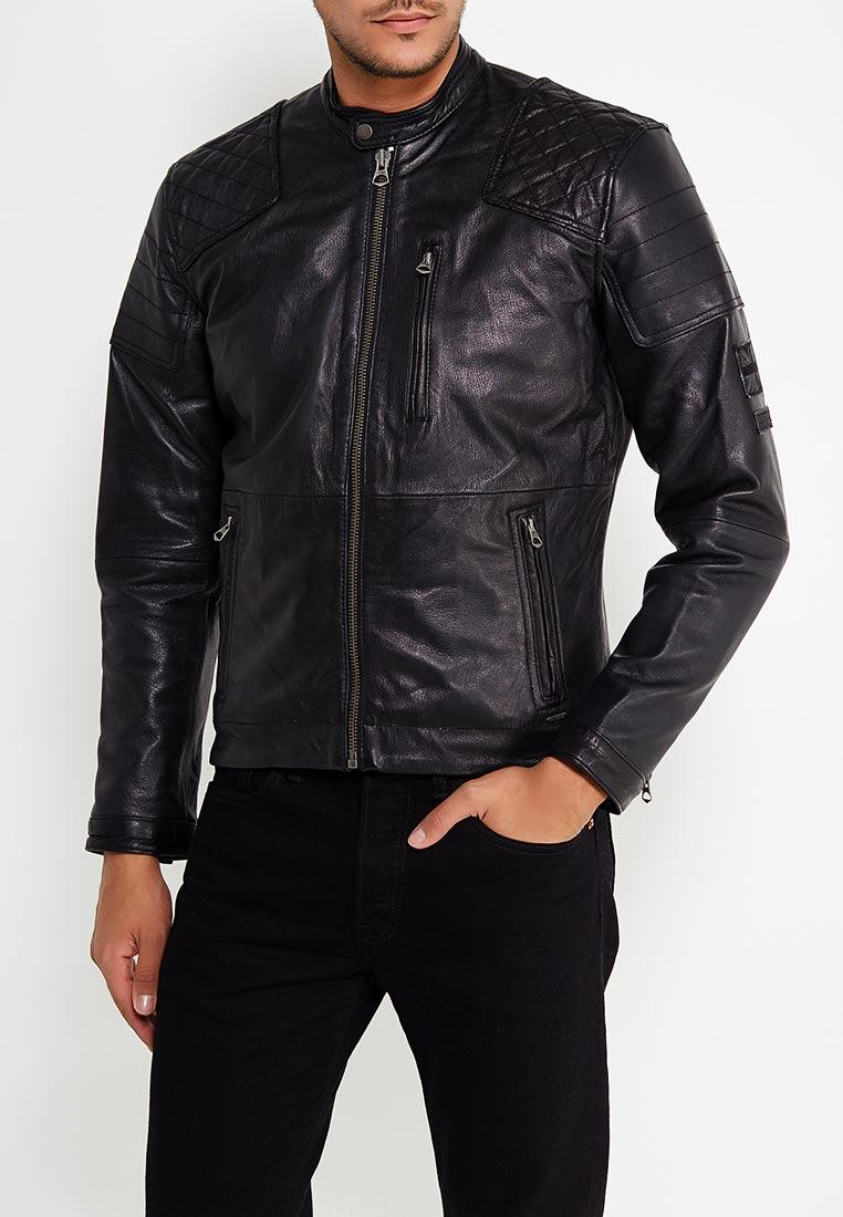 Кожаная куртка Pepe Jeans (Пепе Джинс) PM401451: изображение 3