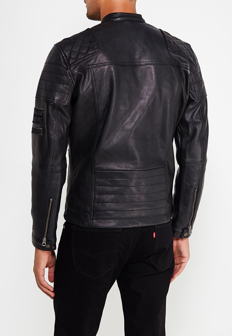 Кожаная куртка Pepe Jeans (Пепе Джинс) PM401451: изображение 4