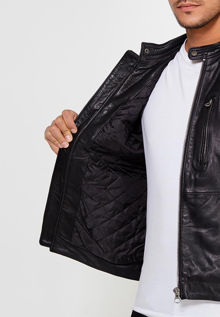 Кожаная куртка Pepe Jeans (Пепе Джинс) PM401451: изображение 5