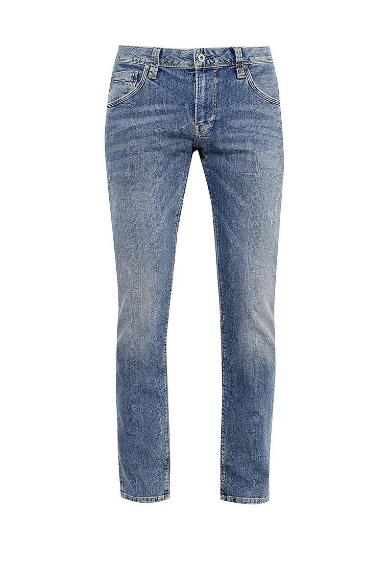 Мужские прямые джинсы Pepe Jeans (Пепе Джинс) PM201519RA2