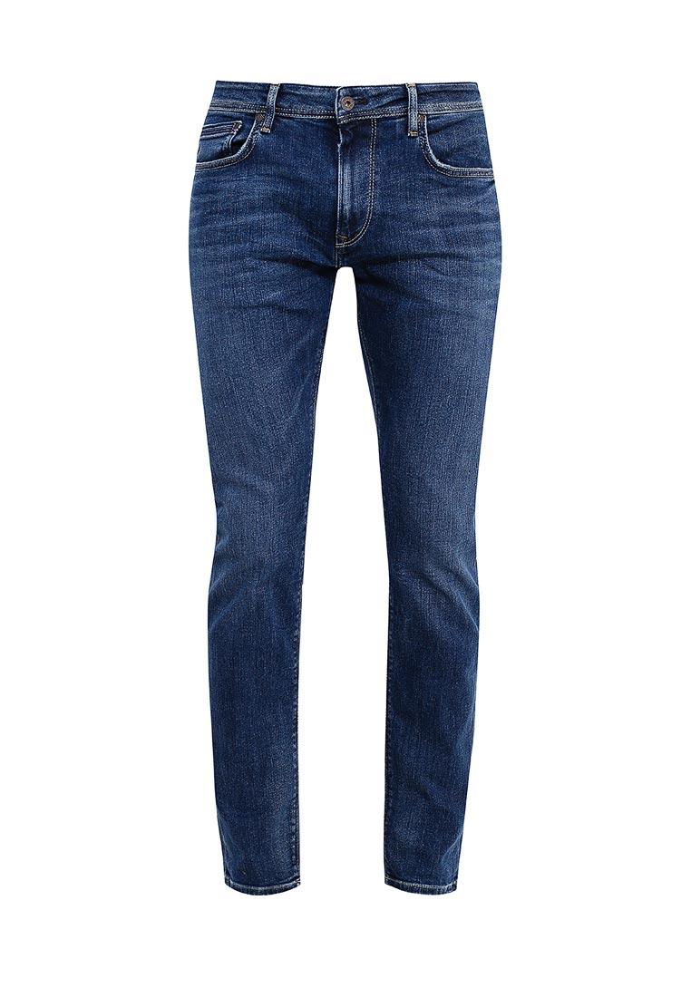 Мужские прямые джинсы Pepe Jeans (Пепе Джинс) PM201705GB0