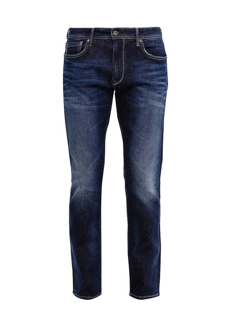 Мужские прямые джинсы Pepe Jeans (Пепе Джинс) PM202123CC02