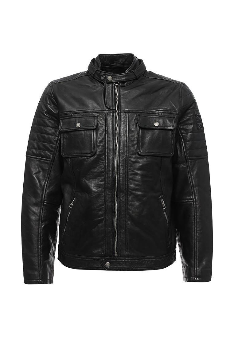 Кожаная куртка Pepe Jeans (Пепе Джинс) PM401424