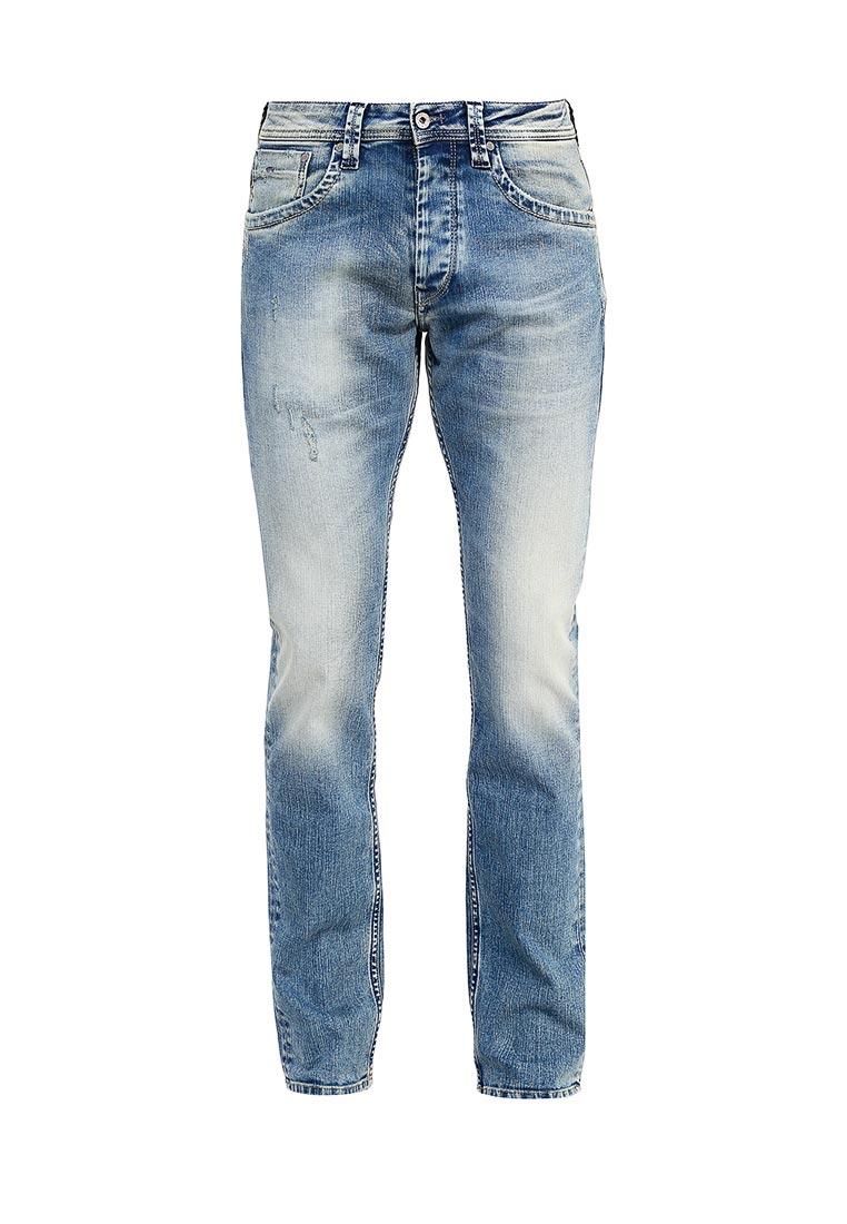 Мужские прямые джинсы Pepe Jeans (Пепе Джинс) .PM200124GB34