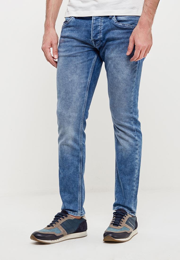 Мужские прямые джинсы Pepe Jeans (Пепе Джинс) PM201100GC6