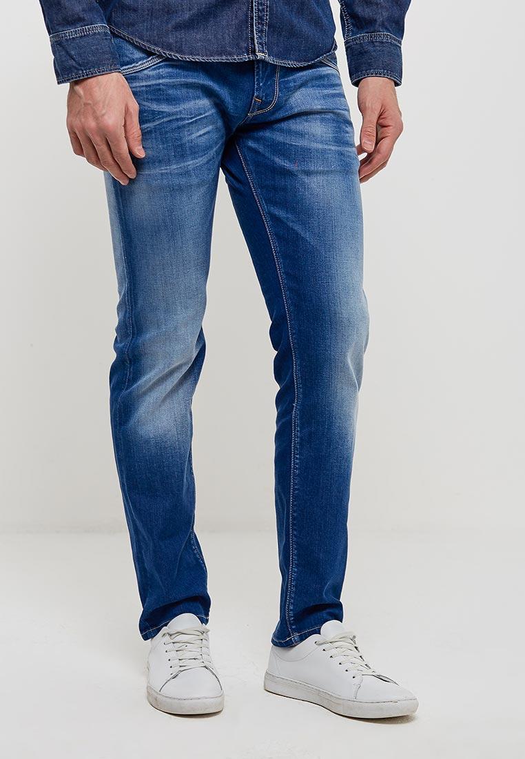 Мужские прямые джинсы Pepe Jeans (Пепе Джинс) PM201519GC8