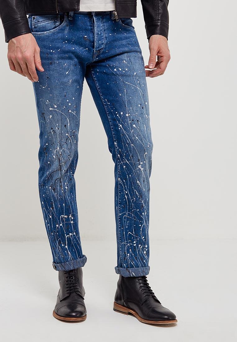 Мужские прямые джинсы Pepe Jeans (Пепе Джинс) PM202431