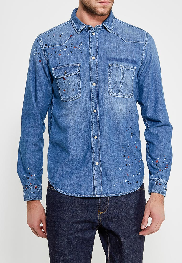 Рубашка с длинным рукавом Pepe Jeans (Пепе Джинс) PM303096