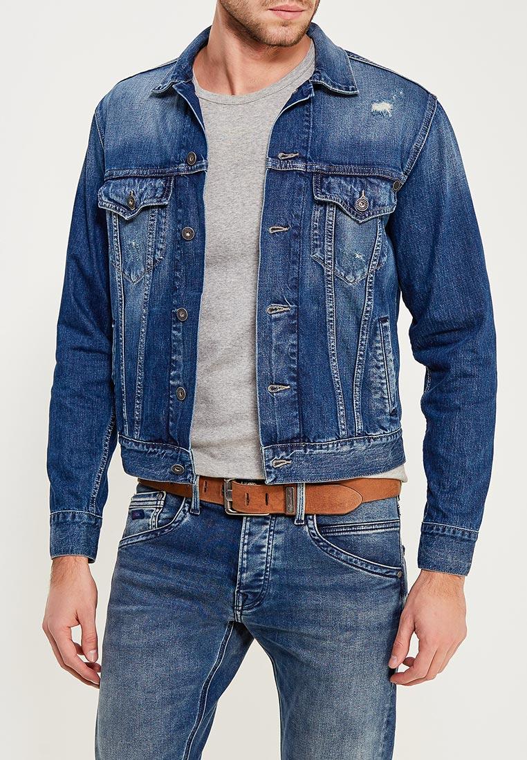 Джинсовая куртка Pepe Jeans (Пепе Джинс) PM400908RB6
