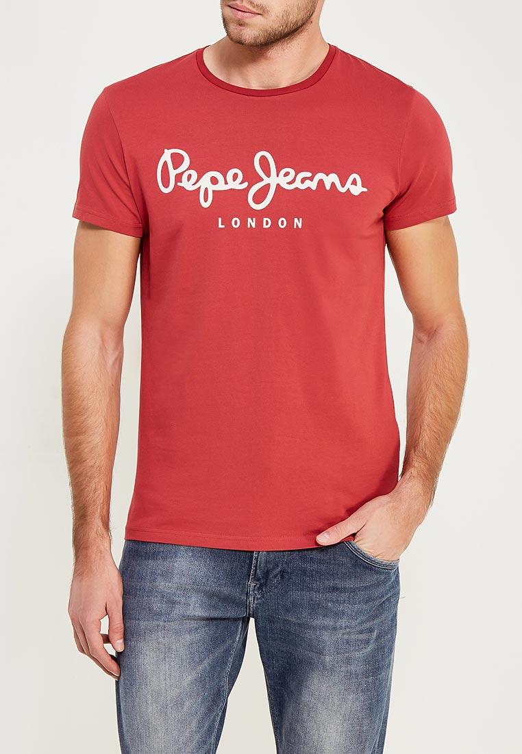 Футболка с коротким рукавом Pepe Jeans (Пепе Джинс) PM501594