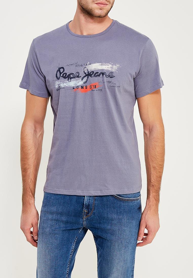 Футболка с коротким рукавом Pepe Jeans (Пепе Джинс) PM503911