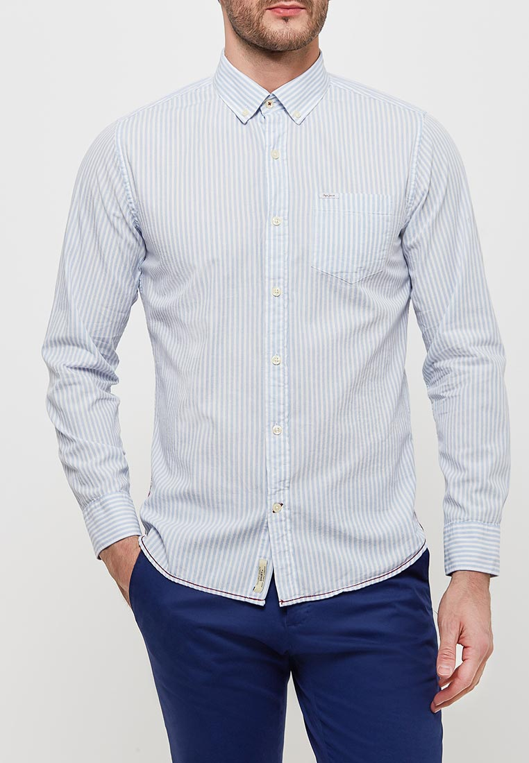 Рубашка с длинным рукавом Pepe Jeans (Пепе Джинс) PM303146