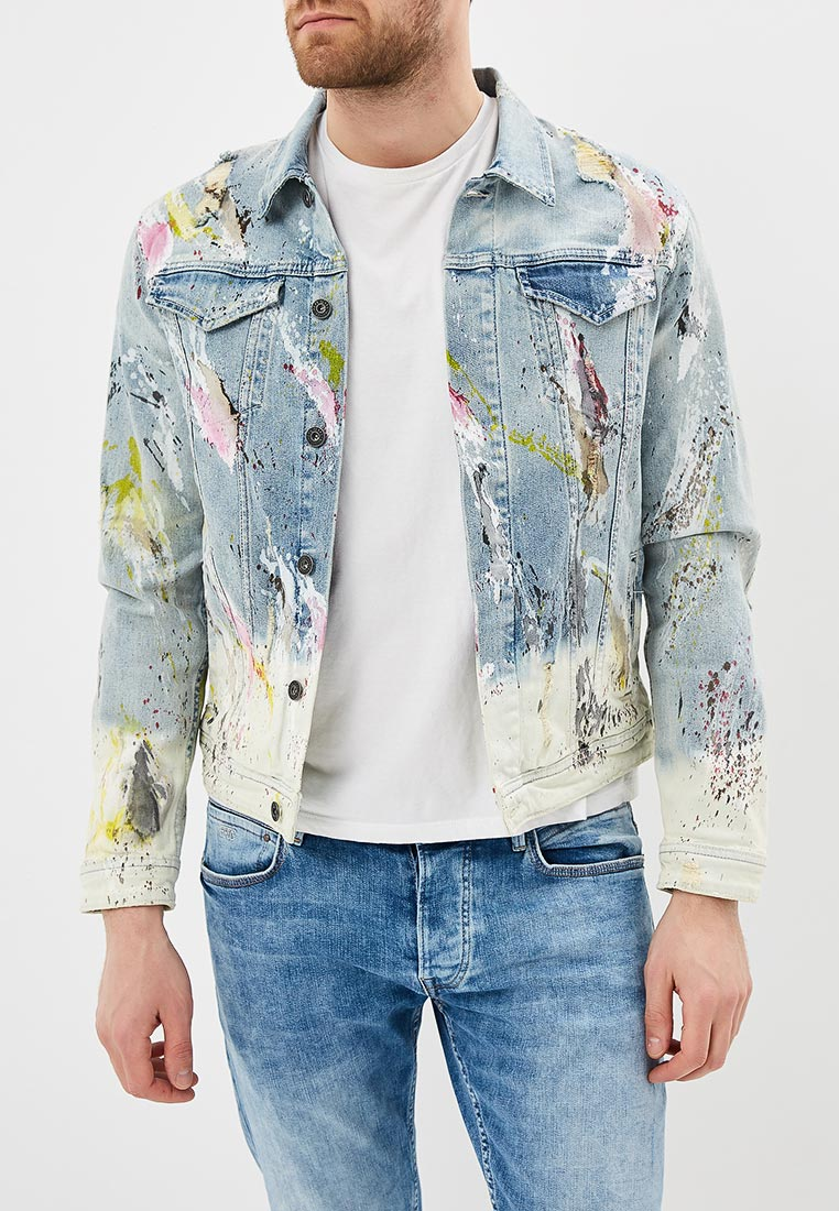 Джинсовая куртка Pepe Jeans (Пепе Джинс) PM401545