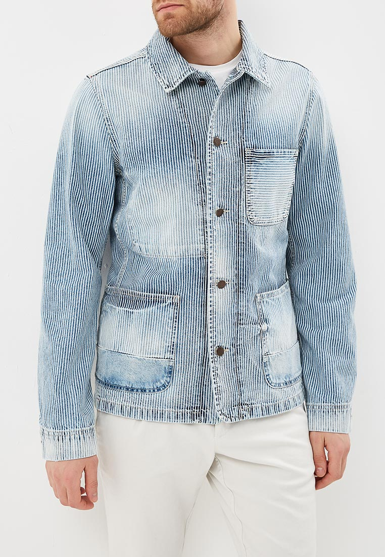 Джинсовая куртка Pepe Jeans (Пепе Джинс) PM401547
