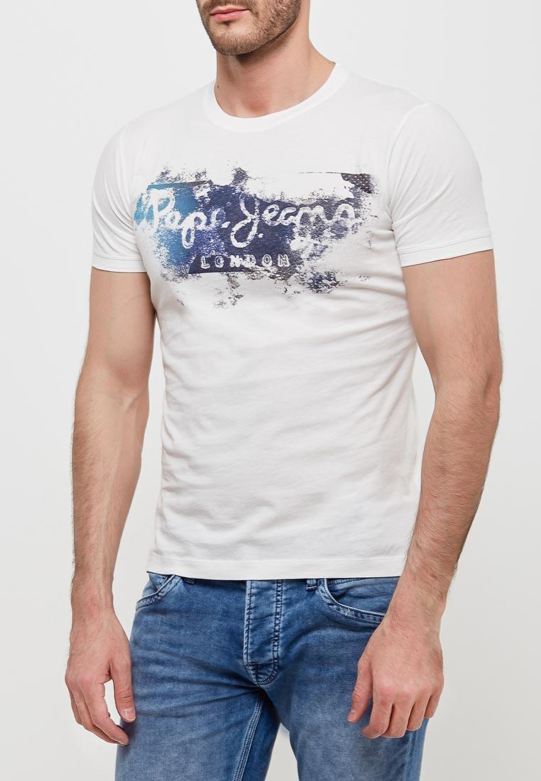 Футболка с коротким рукавом Pepe Jeans (Пепе Джинс) PM503214