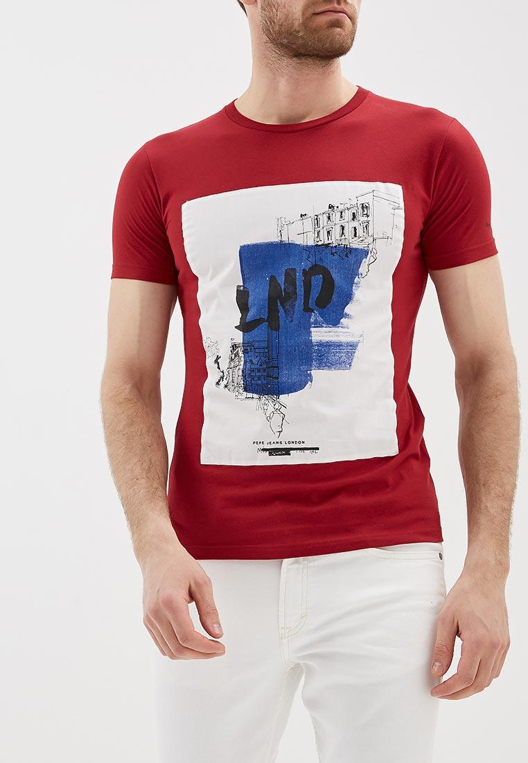Футболка с коротким рукавом Pepe Jeans (Пепе Джинс) PM504043