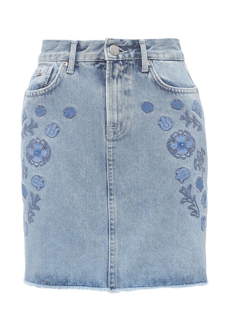 Джинсовая юбка Pepe Jeans (Пепе Джинс) PL900622