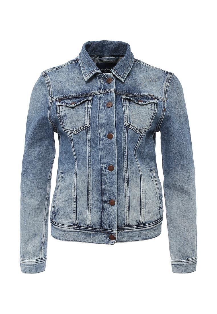 Джинсовая куртка Pepe Jeans (Пепе Джинс) PL401141