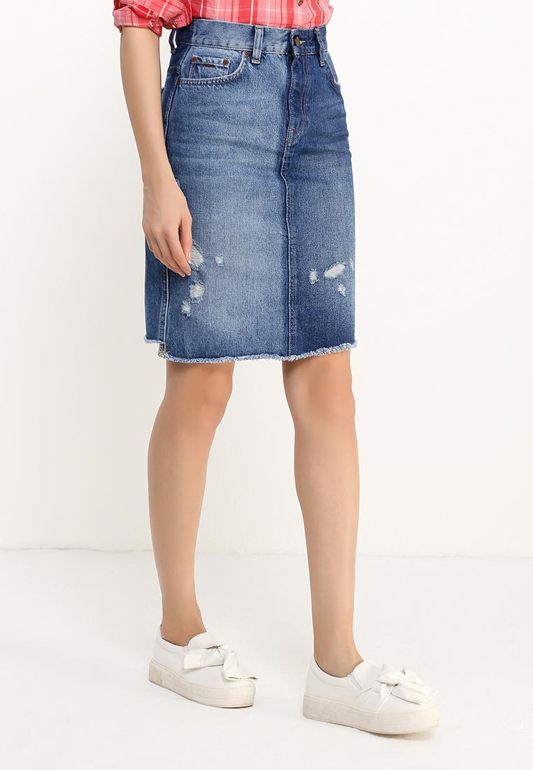 Мини-юбка Pepe Jeans PL900655