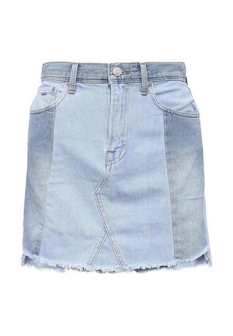 Прямая юбка Pepe Jeans (Пепе Джинс) PL900656