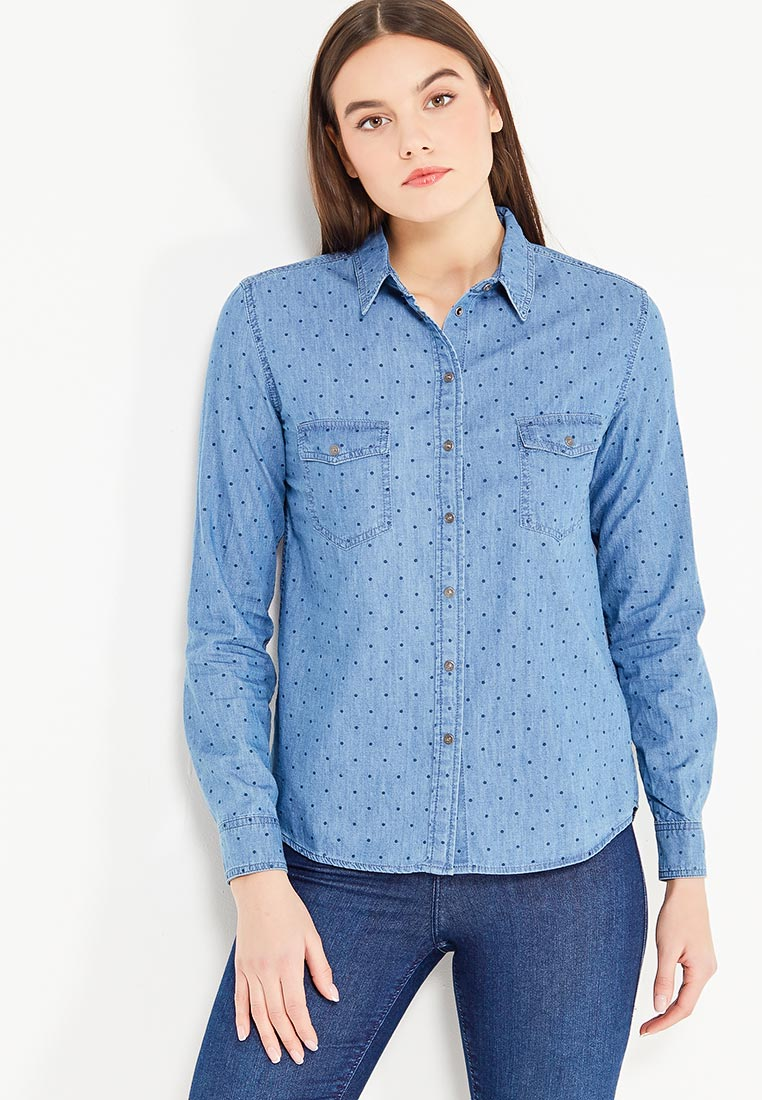 Женские джинсовые рубашки Pepe Jeans PL302196