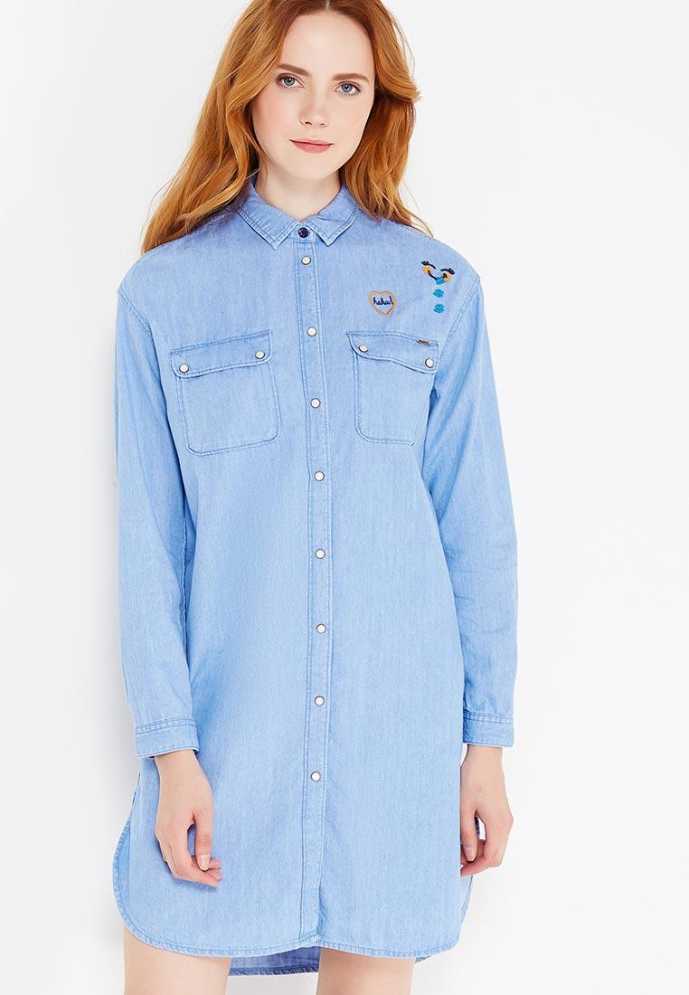 Женские джинсовые рубашки Pepe Jeans PL302216