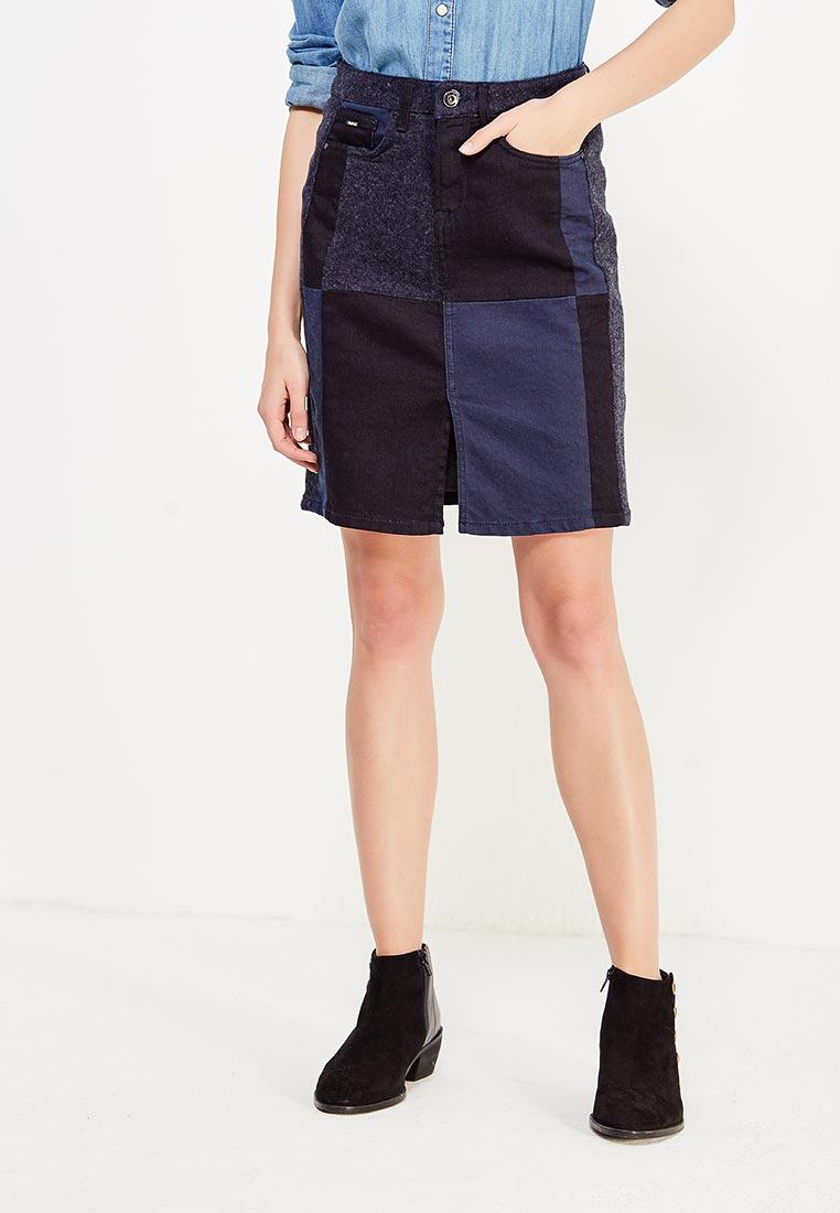 Прямая юбка Pepe Jeans (Пепе Джинс) PL900686