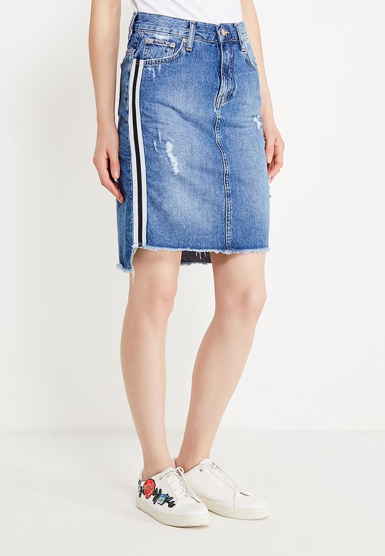 Мини-юбка Pepe Jeans (Пепе Джинс) PL900687