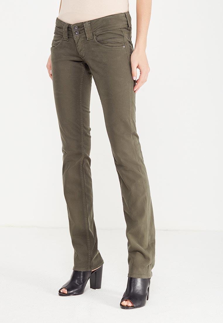 Женские прямые брюки Pepe Jeans (Пепе Джинс) PL210717T410