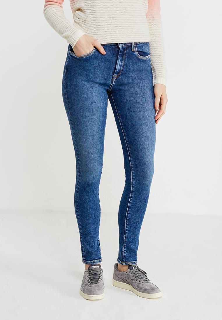 Зауженные джинсы Pepe Jeans (Пепе Джинс) PL200398CC10