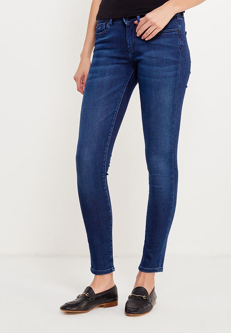 Зауженные джинсы Pepe Jeans (Пепе Джинс) PL200025CB80